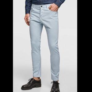 Zara Slim Fit Pants